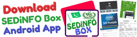 SEDiNFO Box android app download